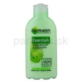Garnier Essentials odličovacie mlieko pre normálnu až zmiešanú pleť (Cleansing Milk) 200 ml