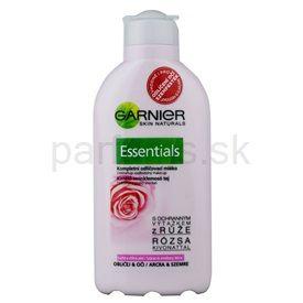 Garnier Essentials odličovacie mlieko pre suchú pleť (Cleansing Milk) 200 ml