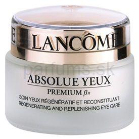 Lancome Absolue Premium ßx očný spevňujúci krém (Regenerating and Replenishing Eye Care) 20 ml