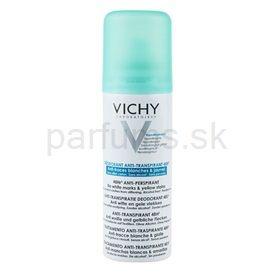 Vichy Deodorant dezodorant antiperspirant v spreji proti bielym a žltým škvrnám (48Hr Anti-Perspirant No white marks & yellow stains) 125 ml cena od 9,20 €