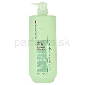 Goldwell Dualsenses Green True Color šampón pre farbené vlasy (True Color Shampoo) 1500 ml cena od 0,00 €