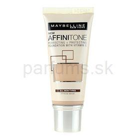 Maybelline Affinitone hydratačný make-up odtieň 17 Rose Beige 30 ml
