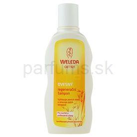 Weleda Hair Care ovsený regeneračný šampón pre suché a poškodené vlasy (Oat Regenerating Shampoo) 190 ml