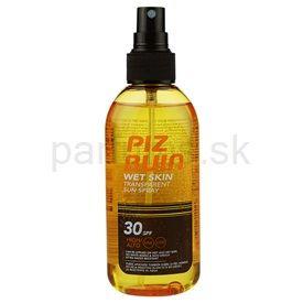 Piz Buin Wet Skin sprej na opaľovanie SPF 30 (Transparent Sun Spray) 150 ml