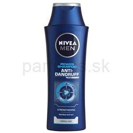 Nivea Power šampón proti lupinám pre normálne vlasy (Shampoo) 250 ml
