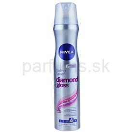 Nivea Diamond Gloss lak na vlasy (Styling Spray) 250 ml