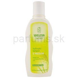 Weleda Hair Care vyživujúci šampón s prosom pre normálne vlasy (Nourishing Shampoo) 190 ml