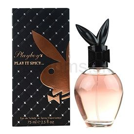 Playboy Play It Spicy toaletná voda pre ženy 75 ml