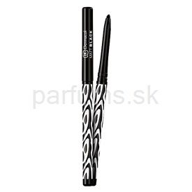 Dermacol Black Sensation Matt Black ceruzka na oči black 0,35 g