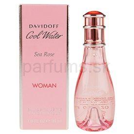 Davidoff Cool Water Woman Sea Rose toaletná voda pre ženy 30 ml