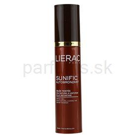 Lierac Sunific Autobronzant samoopaľovací gél (Self-tan - Tinted Gel) 40 ml