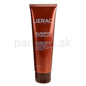 Lierac Sunific Autobronzant samoopaľovací gélový krém (Self-tan - Iridescent Tinted Cream Gel) 125 ml