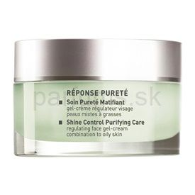MATIS Paris Réponse Pureté gélový krém pre zmiešanú a mastnú pleť (Shine Control Purifying Care) 50 ml