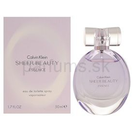 Calvin Klein Sheer Beauty Essence toaletná voda pre ženy 50 ml