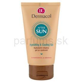 Dermacol After Sun chladivý gél po opaľovaní (After Sun Hydrating & Cooling Gel) 150 ml