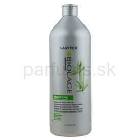 Matrix Biolage Advanced Fiberstrong šampón pre slabé, namáhané vlasy (Shampoo for Weak, Fragile Hair) 1000 ml