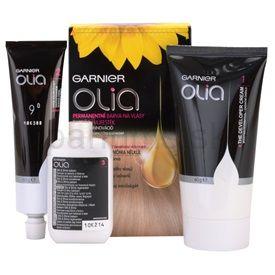 Garnier Olia farba na vlasy odtieň 9.0 Light Blond 3 pcs