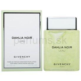 Givenchy Dahlia Noir L´Eau telové mlieko pre ženy 200 ml cena od 0,00 €