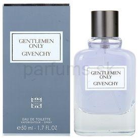 Givenchy Gentlemen Only toaletná voda pre mužov 50 ml cena od 0,00 €