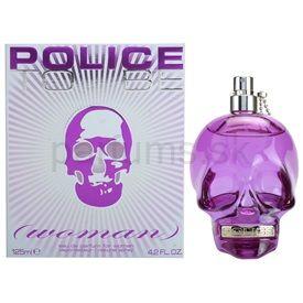 Police To Be Woman parfémovaná voda pre ženy 125 ml