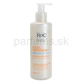 RoC Soleil Protexion+ mlieko po opaľovaní (Refreshing Skin Restoring Milk) 200 ml