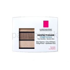 La Roche-Posay Respectissime Respectissime Ombre Douce očné tiene odtieň 02 Brun (Ombre Douce) 1,5 g