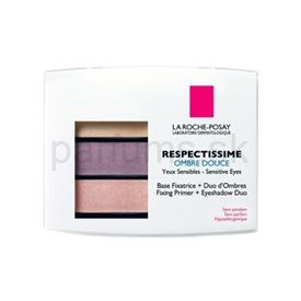 La Roche-Posay Respectissime Respectissime Ombre Douce očné tiene odtieň 04 Prune (Ombre Douce) 1,5 g