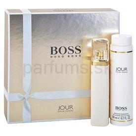 Hugo Boss Boss Jour Pour Femme darčeková sada I. parfémovaná voda 75 ml + telové mlieko 200 ml
