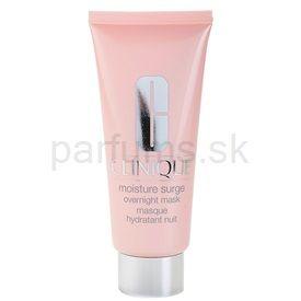 Clinique Moisture Surge nočná hydratačná maska pre všetky typy pleti (Overnight Mask) 100 ml