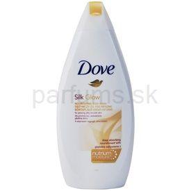 Dove Silk Glow vyživujúci sprchový gél (Nourishing Body Wash) 500 ml
