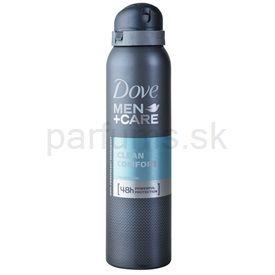 Dove Men +Care Clean Comfort dezodorant antiperspirant v spreji 48h (Anti-perspirant Deodorant) 150 ml