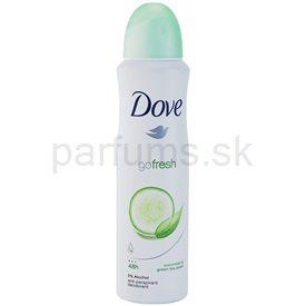 Dove Go Fresh Fresh Touch dezodorant antiperspirant v spreji uhorka a zelený čaj 48h (Anti-perspirant Deodorant) 150 ml