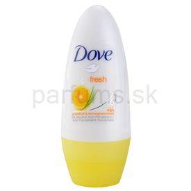 Dove Go Fresh Energize guličkový antiperspirant grep a citrónová tráva 48h (Anti-perspirant Deodorant) 50 ml