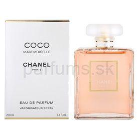 Chanel Coco Mademoiselle parfémovaná voda pre ženy 200 ml