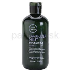 Paul Mitchell TeaTree Lavender Mint hydratačný šampón (Moisturizing Shampoo) 300 ml