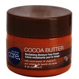 Avon Care revitalizačný hydratačný pleťový krém s kakaovým maslom (Care Cocoa Butter Revitalising Moisture Face Cream) 100 ml