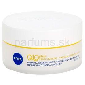 Nivea Visage Q10 Plus energizujúci denný krém proti vráskam SPF 15 (Energising Day Cream) 50 ml