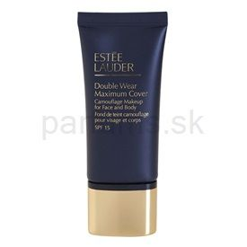 Estee Lauder Estée Lauder Double Wear Maximum Cover krycí make-up na tvár a telo odtieň 1N3 Creamy Vanilla (Camouflage Makeup for Face and Body) 30 ml cena od 31,10 €