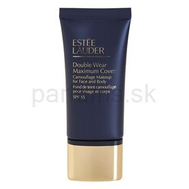 Estee Lauder Estée Lauder Double Wear Maximum Cover krycí make-up na tvár a telo odtieň 3C4 Medium/Deep (Camouflage Makeup for Face and Body) 30 ml