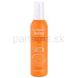 Avene Sun Moderate Protection sprej na opaľovanie SPF 20 (Very Water Resistant) 200 ml cena od 0,00 €
