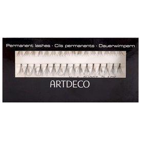 Artdeco False Eyelashes permanentné umelé riasy (Short Black 670.1) 48 pcs