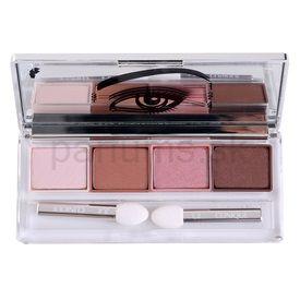 Clinique Colour Surge Eye Shadow Quad očné tiene odtieň 06 Pink Chokolate (Eye Shadow Quad) 4,8 g