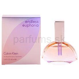 Calvin Klein Endless Euphoria parfémovaná voda pre ženy 40 ml