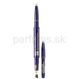 Estee Lauder Estée Lauder Automatic ceruzka na obočie so štetcom a náplňou odtieň 07 Soft Blonde (Brow Pencil Duo Wiht Brust And Refill) 0,2 g cena od 0,00 €