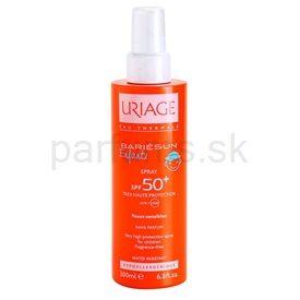 Uriage Bariésun sprej na opaľovanie pre deti SPF 50+ (Water Resistant Very High Protection Spray) 200 ml