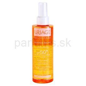 Uriage Bariésun olej na opaľovanie na telo a vlasy SPF 50+ (Very High Protection Dry Oil For Sensitive Skin) 200 ml