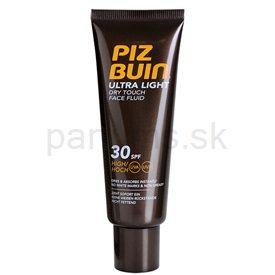 Piz Buin Ultra Light pleťový fluid SPF 30 Face Fluid (Dry Touch) 50 ml