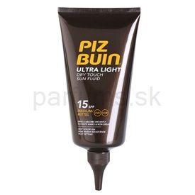 Piz Buin Ultra Light telový fluid SPF 15 Medium (Dry Touch Fluid) 150 ml