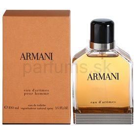 Armani Eau D'Aromes toaletná voda pre mužov 100 ml