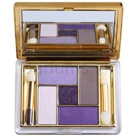 Estee Lauder Estée Lauder Pure Color Five Color paleta očných tieňov odtieň 12 Velvet Orchids (Five Color Eyeshadow Palette) 7,6 g cena od 0,00 €